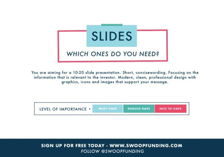 Slides for Pitch